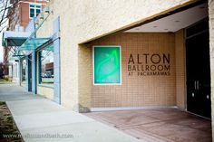 Lawrence Kansas Wedding and Reception Venue ~ The Alton Ballroom at Pachamamas