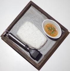 Taco de Lubina a la sal