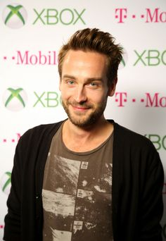 Tom Mison - Xbox One At Comic-Con 2013 - Day 2
