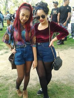 Young'n old Skool swag Dope Fashion, Grunge Fashion, Fashion Killa, Urban Fashion, 90s Fashion, Autumn Fashion, Womens Fashion, Afro Punk, Winter Looks