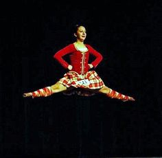Scottish Highland Dance