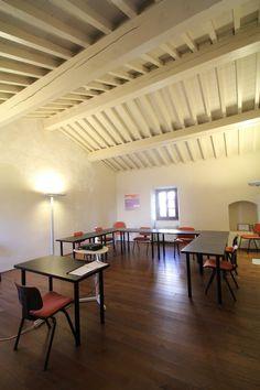 Una delle Aule - L'Olivo Italiano - Scuola di Cultura e Lingua Italiana http://www.lolivoitaliano.it/