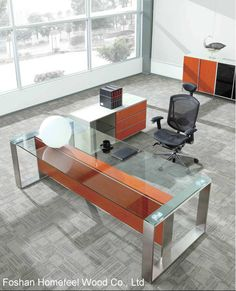 Premium Maple Veneer Office Executive Desk Picture From Foshan Homefeel  Wood Co. View Photo Of Office Desk, Executive Table, Manager Table.