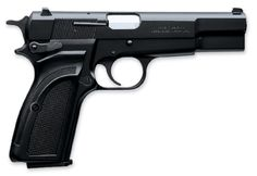 The Browning Hi Power is one of the most revered pistols of all time. This ground-breaking firearm was originally designed by John M. Browning. The Hi Power has proven itself around the world in the hands of law enforcement, military & special operations.