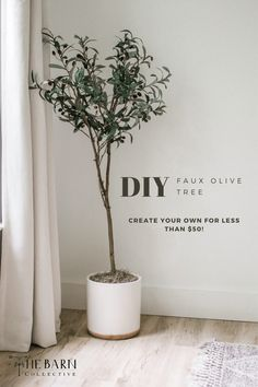 Faux Olive Tree, Fake Trees, Artificial Tree, Faux Plants, My New Room, Better Homes And Gardens, Plant Decor, Decoration, Diy Home Decor