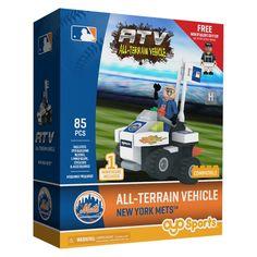 MLB New York Mets Oyo Atv Toy Vehicle - 85pcs