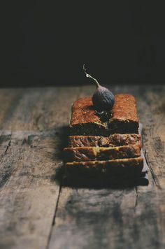 ... fig and zucchini bread ...