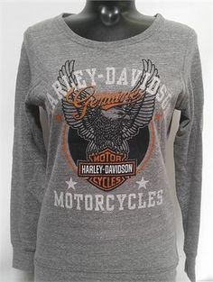 San Diego Harley-Davidson® Women's Thumbs Up Sweater 5V14-H57R