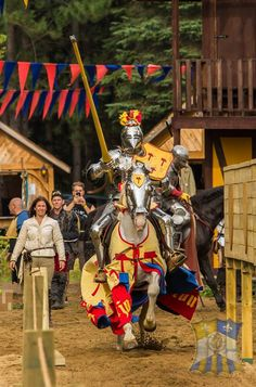 Damien Martel, winner of the joust in the Sport Division, Bicolline 2014 (photo by Eric Dube) The Jousting Life