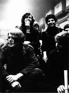1966, Amsterdam (Lisetta Carmi)