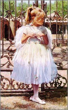 Steve Hanks - Angel at the Gate