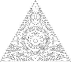 Tomb raider symbol