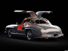 Mercedes 300sl w198 1954 1957