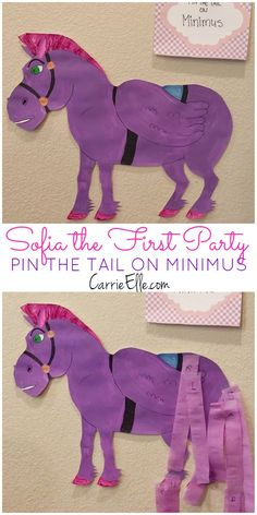 Pin the Tail on Minimus