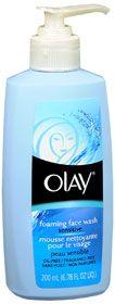 Olay Sensitive Foaming Face Wash