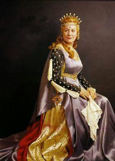 Renata Tebaldi as Desdemona