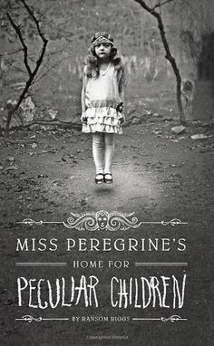 Miss Peregrine's Home for Peculiar Children by Ransom Riggs 27 Seriously Underrated Books Every Book Lover Should Read I Love Books, Good Books, Books To Read, My Books, Peculiar Children Book, Children Books, The Lunar Chronicles, Miss Peregrines Home For Peculiar, Movies Coming Out