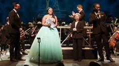 Noluvuyiso Mpofu, soprano, winner of both the audience prize and second prize at the Belvedere International Singing Competition. Image courtesy of the Cape Town Opera