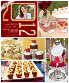Have you started planning your grad's big day? Check out our graduation party inspiration board.
