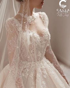 Find images and videos about fashion, style and luxury on We Heart It - the app to get lost in what you love. Princess Wedding Dresses, Best Wedding Dresses, Wedding Attire, Bridal Dresses, Wedding Gowns, Lace Wedding, Weeding Dress, Beautiful Gowns, Dream Dress
