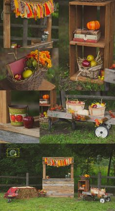 Fall Mini Session Set up http://www.michellemabellephotography.com/fall-minis/#itemId=53efe97ee4b0b3544269e42b