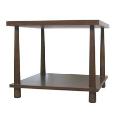 Robsjohn-Gibbings for Widdicomb Table | From a unique collection of antique and modern end tables at https://www.1stdibs.com/furniture/tables/end-tables/