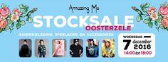Amazing Me - stocksale in Oosterzele -- Oosterzele -- 07/12