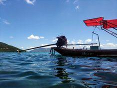 Bootstour von Koh Samui nach Koh Tan & Koh Madsum | Sonnig Unterwegs Reiseblog Lamai Beach, Palm Trees Beach, Small Restaurants, Thailand Travel, Refreshing Drinks, Small Island