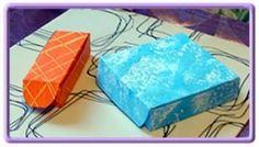 DIY Gift Boxes #DIY