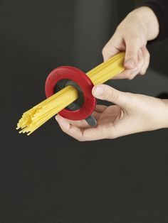 Amazon.com: Joseph Joseph Spaghetti Measure, Red and Grey: Kitchen & Dining I have it!