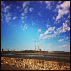 Sandymount Strand, Dublin, Ireland Dublin Ireland, Clouds, Places, Outdoor, Outdoors, Lugares, Outdoor Life, Garden