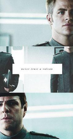 Star Trek Into Darkness | Kirk & Spock