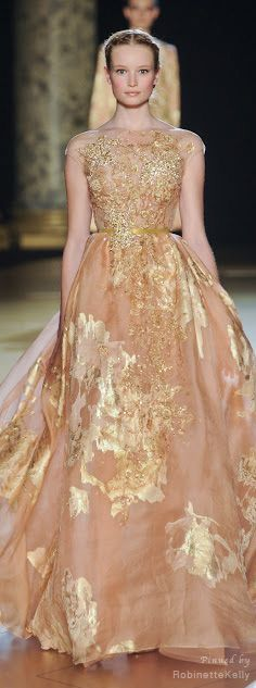 ELIE SAAB HAUTE COUTURE F/W 2012-2013