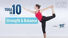 Yoga in 10: Strength and Balance