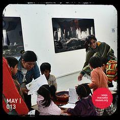 MAYO 2013 | Imagen: Vistas de salas del macsa - Dia Internacional de los Museos | Lugar: macsa - Museo de Arte Contemporáneo de Salta. | Salta, Argentina.