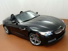 2014 Bmw Z4 sDrive35i sDrive35i 2dr Convertible Convertible 2 Doors Black for sale in Naperville, IL Source: http://www.usedcarsgroup.com/used-bmw-z4-for-sale