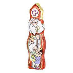 Der echte #Nikolaus aus feinster #Vollmilchschokolade.