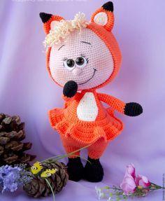 Купить Кукла Бонни Лисичка - рыжий, Бонни, лисичка, костюмчик, кукла, кукла…