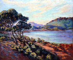 Armand Guillaumin, Agay-Bay