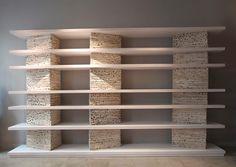 Peter Lane Bookcase / Shelves