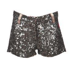 Bomba Kids korte broek | Glitter effect | Leuk voor feestjes | www.kienk.nl