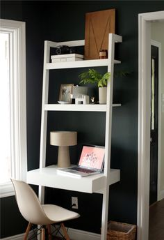 Fascinating Leaning Desk for Simple Home Furniture Ideas with Lowest Budget… Plus