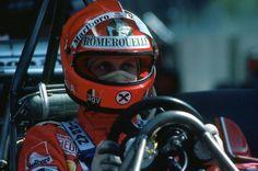 Niki Lauda (Ferrari) 1976.