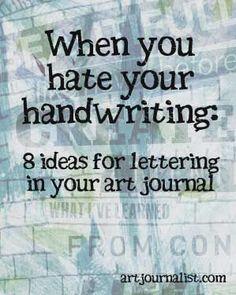 365 One Word Art Journal Prompts - Art Journalist