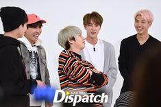BTS with Super Junior Kim Hee Chul [151217]