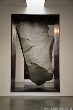 Michael Heizer Altars Gagosian City-NYC-Untapepd Cities- jinwoo chong-3