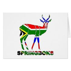 Shop Springboks Rugby Birthday Card created by Personalize it with photos & text or purchase as is! The Truth Book, South Africa Rugby, Rugby Club, Safari Decorations, Animal Logo, Birthday Cards, Birthday Gifts, Custom Greeting Cards, Art Logo