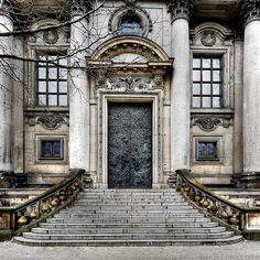 Berlin Door by Arthur Ross