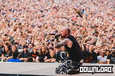 Five Finger Death Punch - 12 June 2015 Sacramento, Ivan Moody, A Monster Calls, I Walk Alone, Five Fingers, Metal Bands, Rock Music, Cool Bands, Hard Rock