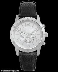Truly Classic Watch, Watches - Silpada Designs-this watch is loved my men and women!!! Get it before it's gone. End of the Season sale is going crazy!!!